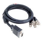 VGA to 5-BNC Cable (1.5-Meter)