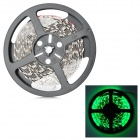 72W 3150lm 300-5050 SMD LED Green Light Flexible Lamp Strip (DC 12V / 5m)