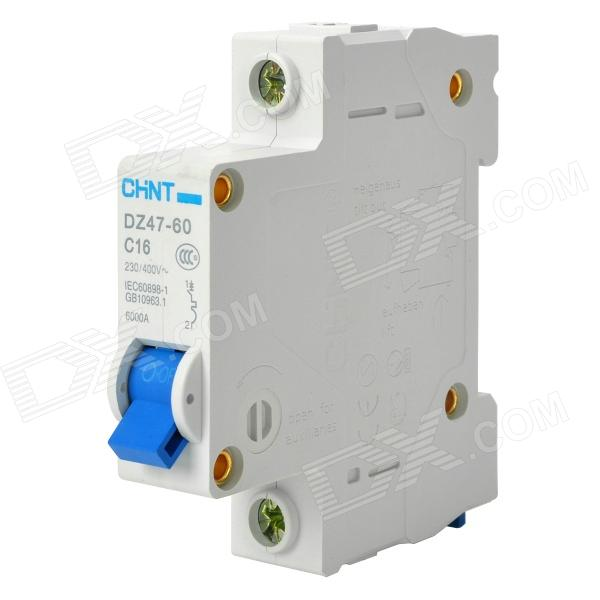 CHNT DZ47 1P 16A Circuit Breaker Air Switch