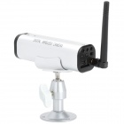 2.5'' TFT Baby Monitor & 2.4 G Wireless Digital Video Camera w/ 6-IR Night Vision - Silver + Black