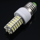 E27 7W 120-SMD 3528 LED 700lm White Light Lamp (85 ~ 265V)