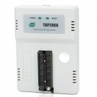 Top2008 40 Pin ZIF Socket Universal USB Programmer - Grey