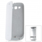 3200mAh mobile externe Backup Power Battery Charger Case für Samsung Galaxy S III / i9300 - White
