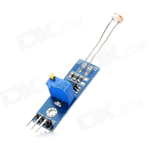 Photosensitive detection switch sensor module for arduino
