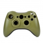 Wireless Controller Case Shell Cover Kit for Xbox 360 - Army Green