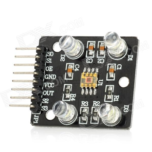 3200 Static Color Identification Sensor Module for Arduino (Works with Official Arduino Boards)