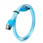 SATA to SATA 3.0 6Gbps Adapter Cable - Blue (50cm)
