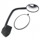 PHASE PM868 Flexible Bicycle Helmet Rearview Mirror - Black