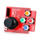 Joystick Shield Game Robotics Controller Module Extension Board for Arduino
