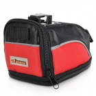 Buy ACACIA Cycling Bicycle Bike Seat Saddle Extending Bag - Red + Black
