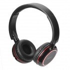 SX-949 Rechargeable Bluetooth V2.1 + EDR MP3 Player Headphone Headset - Black (200 Hours-Standby)