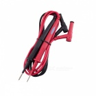 UTL21 Multimeter Test Lead Cable - Red + Black (2 PCS)