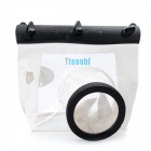 White Tteoobl DSLR Waterproof Case