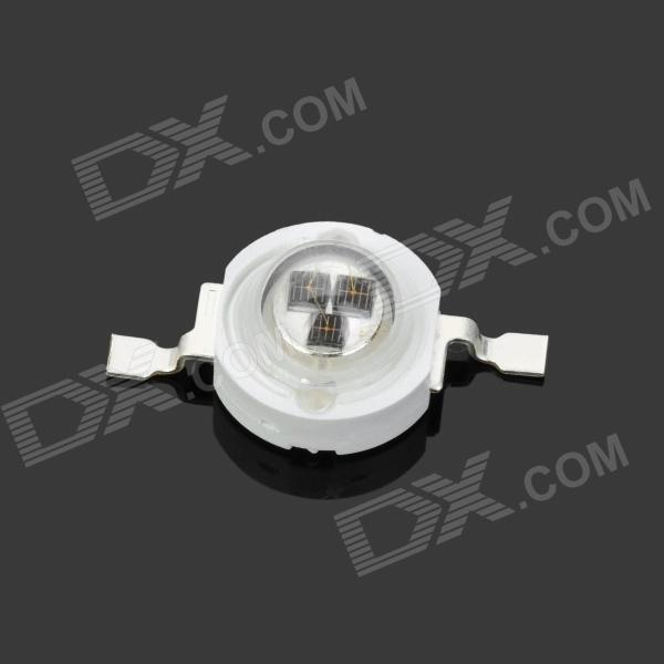 JR-3W-940NM 3W 940nm 1.5A Infrared Light Bulbs - Silver
