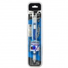 Intelligence Toy Non Slip Spinning Pen Ballpoint Pen - Blue