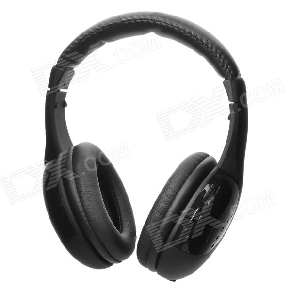 SX-940 Bluetooth V2.1 Stereo Headset Headphone - Black