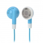 Fashion 3.5mm Jack General Earphone for iPhone / iPod / iPad - Blue
