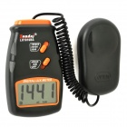 "2.2"" LCD Digital Light Meter - Grey (1 x 9V 6F22)"