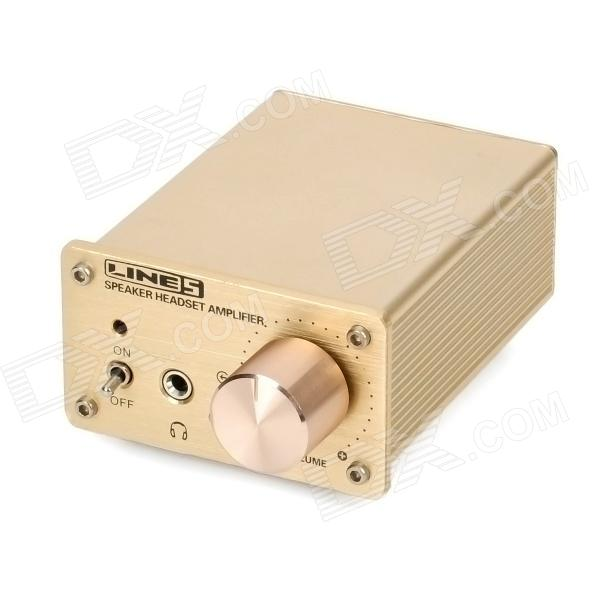 High Performance Stereo Amplifier