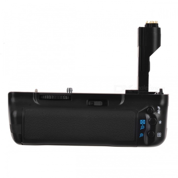 Vertical External Battery Grip for Canon EOS 5D MARK III - Black dste 10x lp e6 full decode battery for canon eos 5ds 5d mark ii 5d mark iii 6d 7d 60d 60da 70d 80d dslr eos 5dsr camera