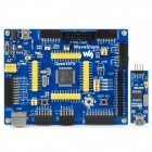 Open107V Standard STM32F107VCT6 Development Board + PL2303 USB UART Module Kit - Blue