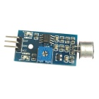 3-Pin Sound Sensor Module - Blue