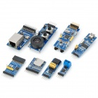 Cortex-M3 STM32F107VCT6 STM32 Development Boards Open107V Package B - Blue