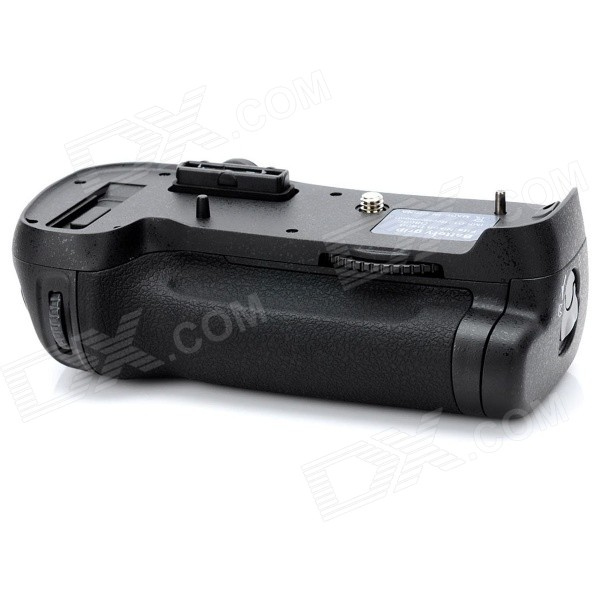 Battery Grip for Nikon D800 - Black pixel vertax d12 battery grip for nikon d800 black