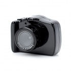 Ultra-mini 720p HD CMOS Webcam Camera w/ TF Slot - Black