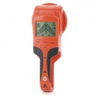 "CALIBEUR JDT-08 2.3"" LCD 3-in-1 Digital Metal / Voltage / Wood Detector - Red (1 x 9V)"