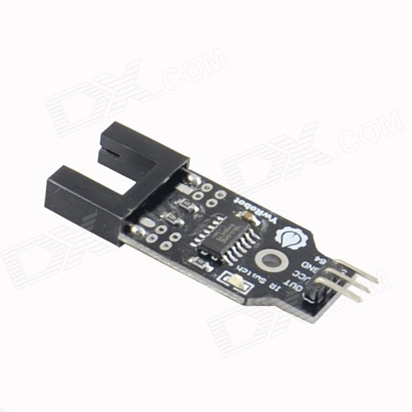 Mini Motor Speed Sensor - A 5pcs lm393 speed sensor detection speed module for arduino