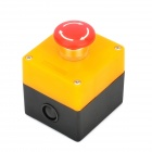 Power Control Emergency Stop Switch - Red + Yellow + Black