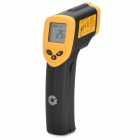 "CALIBEUR DT-8380 1.1"" LCD Digital Screen Handheld Infrared Thermometer - Black"