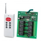 NT-K08D RF Wireless Remote Switch w/ Remote Controller