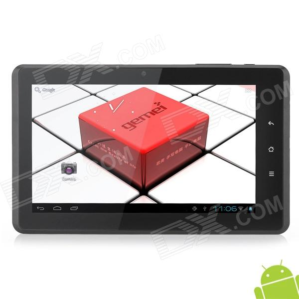 "Gemei G3A 7 ""kapazitiven Bildschirm Android 4.0.3 Tablet PC w / TF / Kamera / Wi-Fi / G-Sensor - White"