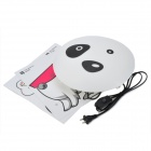 DIY Lovely Spotted Dog Style 25W 600lm Wall Decorative Light Lamp - White (220V)