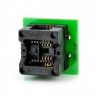 SOP8 to DIP16 150MIL Conversion Block - Green