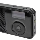 "PPS003 1.5"" LCD Digital Audio Broadcasting HD DAB FM Radio - Black"