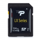 Patriot LX Series SDXC SD Memory Card (64GB / Class 10 / UHS I)
