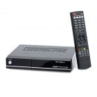 SKYBOX F3 1080P DVB-S2 Digital Satellite Receiver - Black