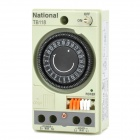 TB118 Timer Switch - Grey
