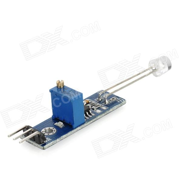 Photoelectric sensor module for arduino works with