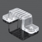 Silicone Clip Buckles for 220V 5050 LED Strip - Transparent (10PCS)