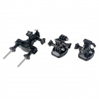 RD04 Multi-Function Surfboard DV Mount Holder for RD31 / RD32 / RD32II / RD33 + More - Black