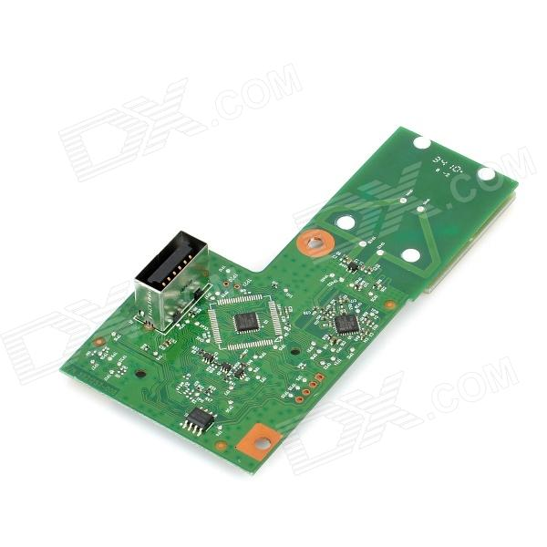 Replacement PCB Power Switch Board for Xbox 360 Slim - Green new power board la32r81b bn44 00192a bn44 00156a bn44 00155a compatible board