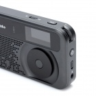 "PPS006 1.5 ""LCD Digital Audio Broadcasting HD DAB Rádio FM - Preto"