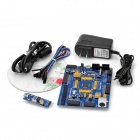Open103R Standard STM32F103RCT6 Development Board + PL2303 USB UART Module Kit - Blue