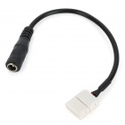 DC Conector Macho Cable Plug para 5050 de un solo color LED Strip