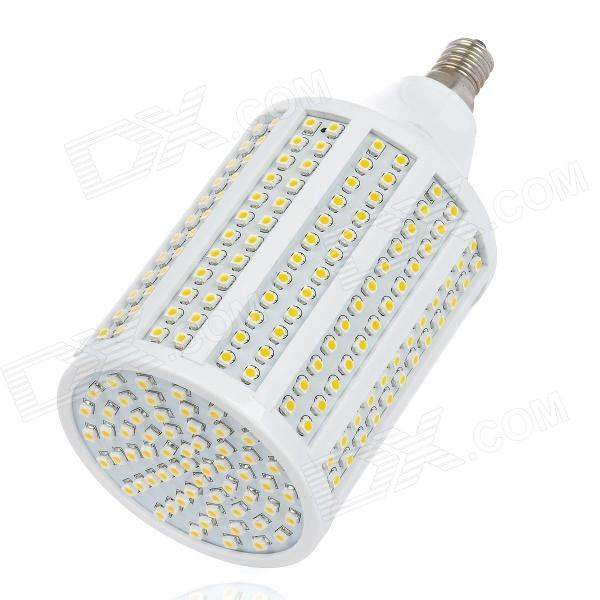 SENCART E14 24W 3500K 1740lm 348-LED Warm White Light Bulb - White + Yellow (AC 85~265V)E14<br>Brand SENCART Material PVS Color White + Yellow Quantity 1 Emitter Type 3528SMD LED Total Emitters 348 Power 24 W Color BIN Warm White Rate Voltage 85~265 V Luminous Flux 1392~1740 lm Color Temperature 3000~3500 K Connector Type E14 Application Great for homes hotels supermarkets streets etc. Packing List 1 x Bulb<br>