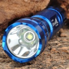 UltraFire WF-501B 350lm White Light Flashlight - Blue (1 x 18650 / 2 x 16340)